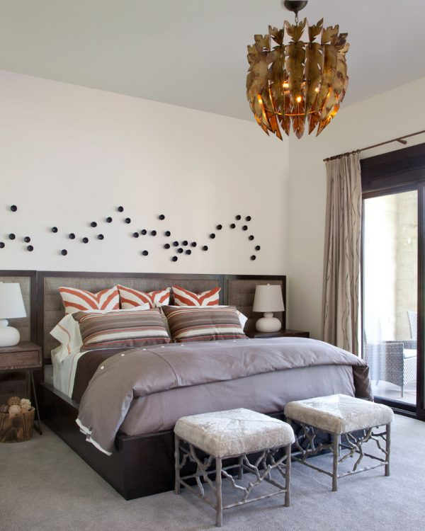 bedroom decorating ideas and designs Remodels Photos ashley campbell interior design Denver Colorado United States contemporary-bedroom-004
