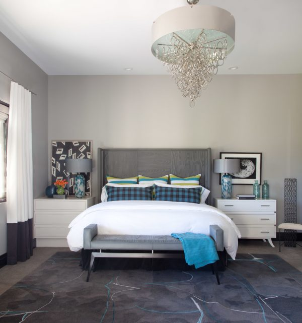 bedroom decorating ideas and designs Remodels Photos ashley campbell interior design Denver Colorado United States contemporary-bedroom