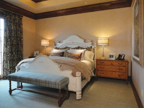 bedroom decorating ideas and designs Remodels Photos ashley campbell interior design Denver Colorado United States traditional-bedroom-002
