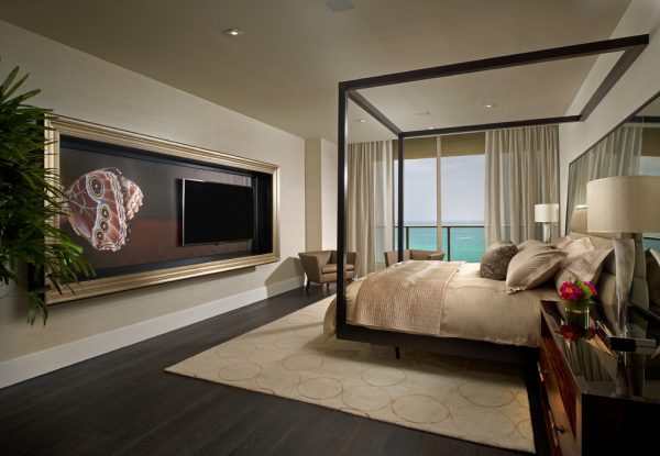 bedroom decorating ideas and designs Remodels Photos b+g design inc.Fort Lauderdale Florida united states contemporary-001