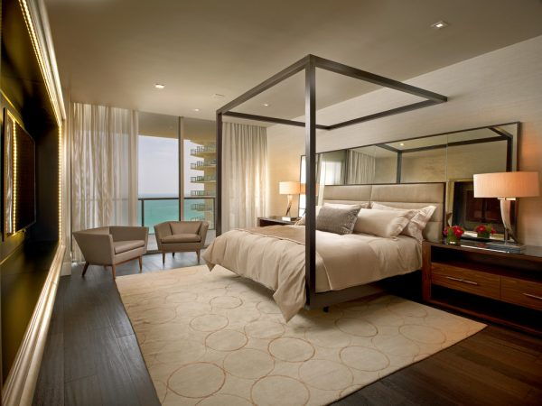 bedroom decorating ideas and designs Remodels Photos b+g design inc.Fort Lauderdale Florida united states contemporary-003