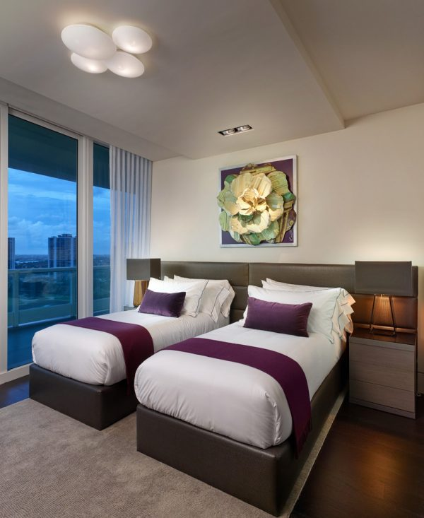 bedroom decorating ideas and designs Remodels Photos b+g design inc.Fort Lauderdale Florida united states contemporary-bedroom-002