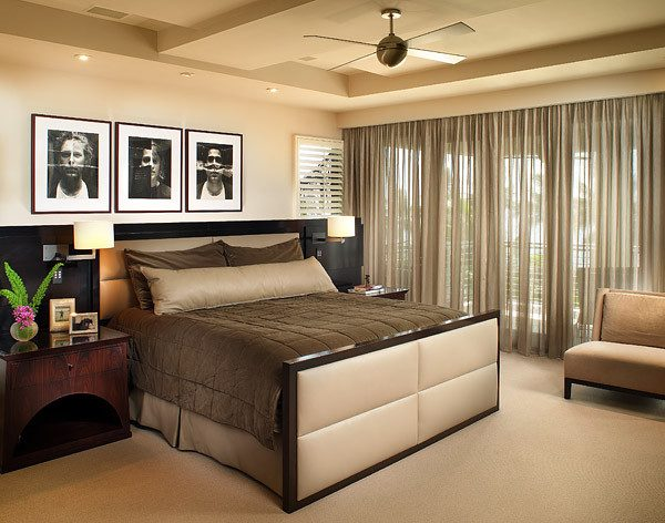 bedroom decorating ideas and designs Remodels Photos b+g design inc.Fort Lauderdale Florida united states contemporary-bedroom-003