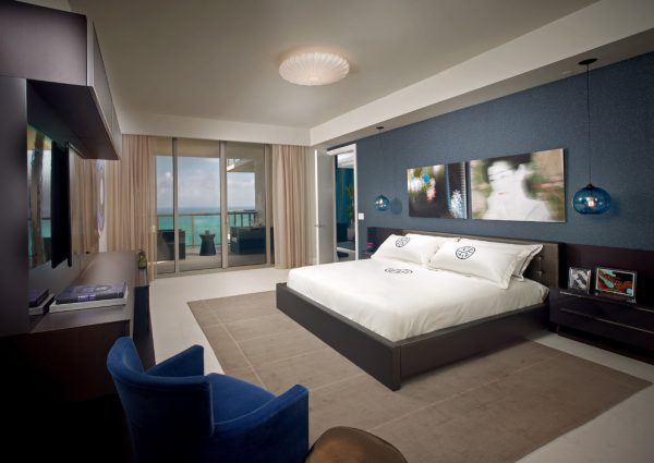 bedroom decorating ideas and designs Remodels Photos b+g design inc.Fort Lauderdale Florida united states contemporary-bedroom-011