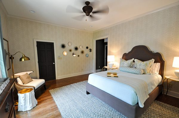 bedroom decorating ideas and designs Remodels Photos evaru design Charlotte North Carolina United States contemporary-bedroom-004
