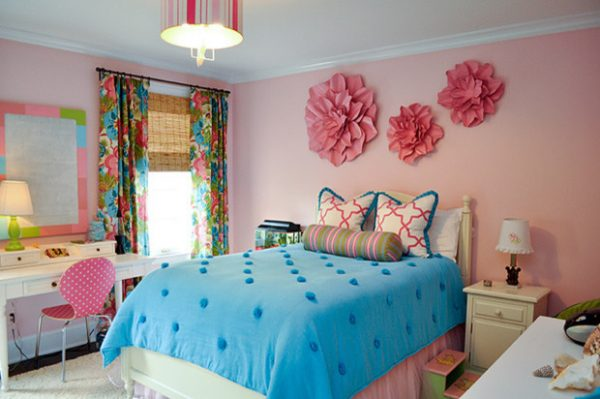 bedroom decorating ideas and designs Remodels Photos evaru design Charlotte North Carolina United States contemporary-kids-001