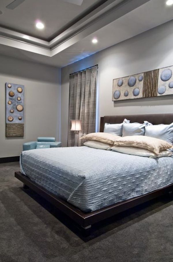 bedroom decorating ideas and designs Remodels Photos iSpace, LLC Fayetteville Arkansas united states contemporary-bedroom-006
