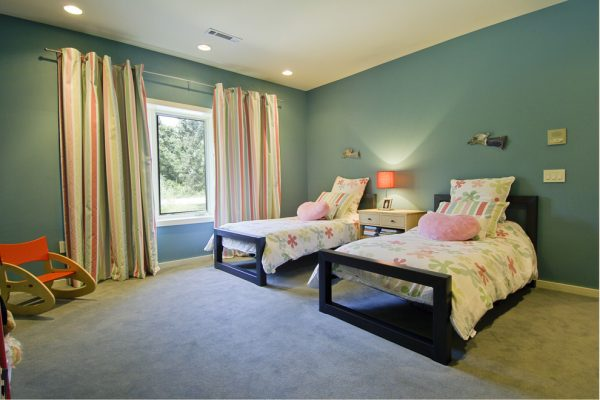 bedroom decorating ideas and designs Remodels Photos iSpace, LLC Fayetteville Arkansas united states modern-bedroom-001