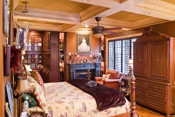 bedroom decorating ideas and designs Remodels Photos iSpace, LLC Fayetteville Arkansas united states traditional-bedroom