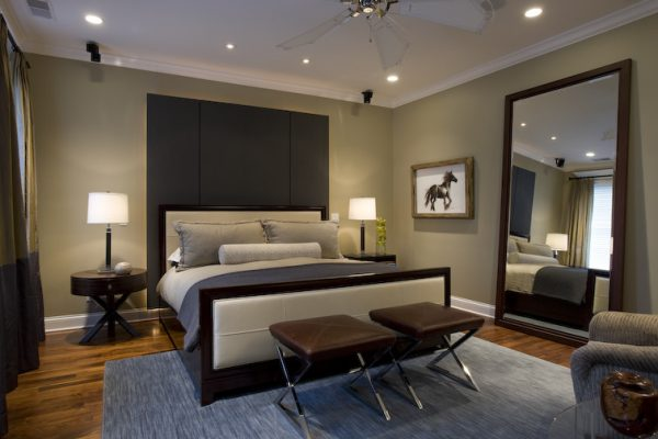 bedroom decorating ideas and designs Remodels Photos jamesthomas Interiors Chicago Illinois United States contemporary-bedroom-006