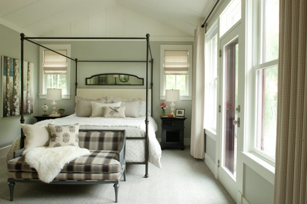 bedroom decorating ideas and designs Remodels Photos jamesthomas Interiors Chicago Illinois United States farmhouse-bedroom