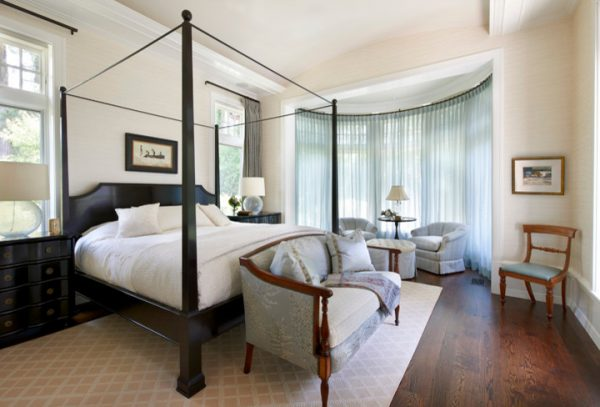 bedroom decorating ideas and designs Remodels Photos jamesthomas Interiors Chicago Illinois United States traditional-bedroom