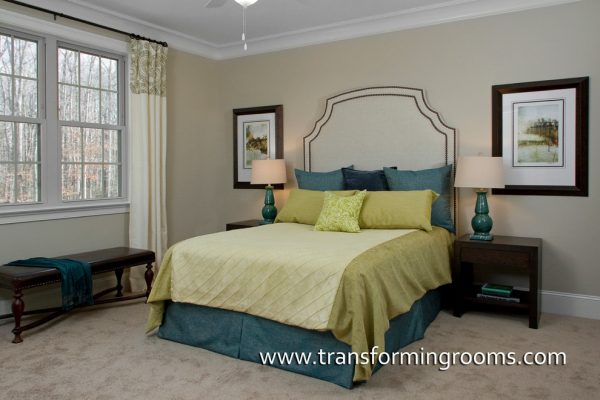bedroom decorating ideas and designs Remodels Photos ransforming Rooms Greensboro North Carolina United States transitional-bedroom-003