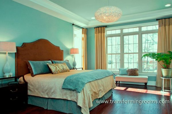 bedroom decorating ideas and designs Remodels Photos ransforming Rooms Greensboro North Carolina United States transitional-bedroom