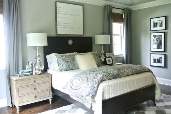 bedroom decorating ideas and designs Remodels Photos the redesign company Davidson North Carolina United States bedroom