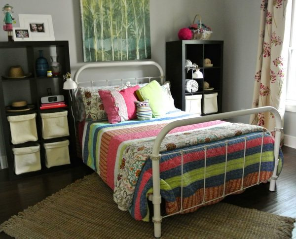 bedroom decorating ideas and designs Remodels Photos the redesign company Davidson North Carolina United States eclectic-bedroom-001
