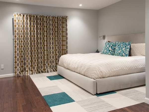 bedroom decorating ideas and designs Remodels PhotosTal Goldstein Sunnyvale California United States contemporary-002