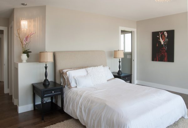 bedroom decorating ideas and designs Remodels PhotosTal Goldstein Sunnyvale California United States contemporary