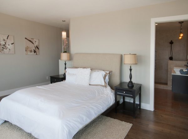 bedroom decorating ideas and designs Remodels PhotosTal Goldstein Sunnyvale California United States contemporary-bedroom-001