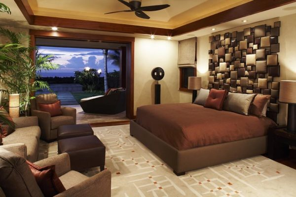 bedroom decorating ideas and designs Remodels PhotosWillman Interiors Gina Willman, ASID Waimea Hawaii United States tropical-bedroom-003