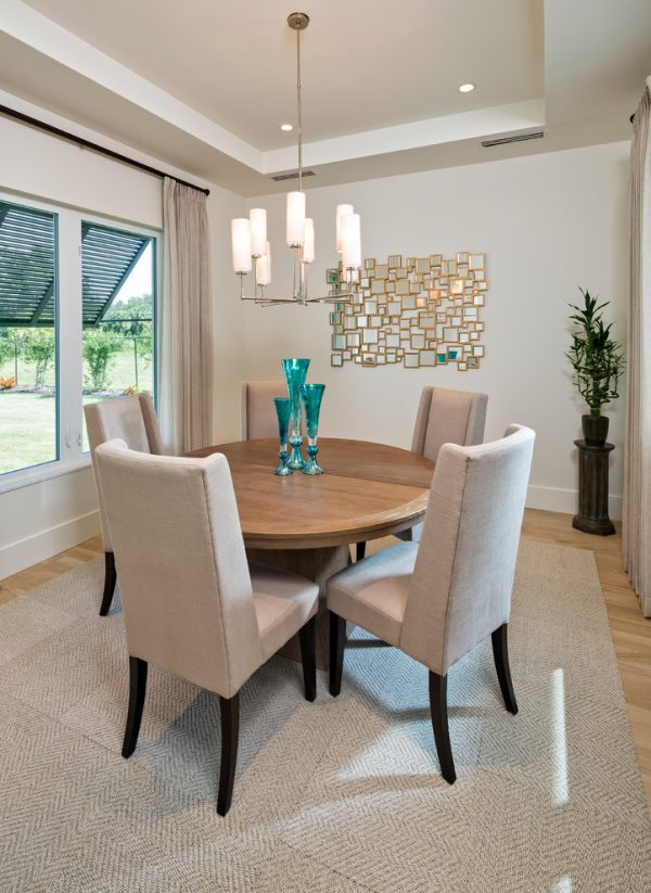 dining room decorating ideas and designs Remodels Photos 41 West Naples Florida United States beach-style-dining-room