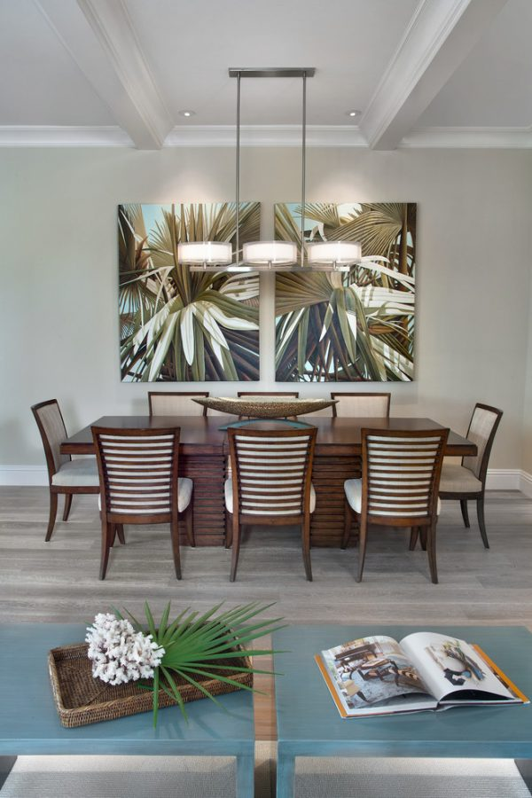 dining room decorating ideas and designs Remodels Photos 41 West Naples Florida United States contemporary-dining-room