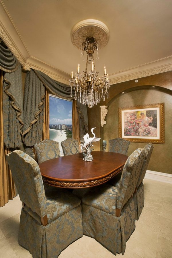 dining room decorating ideas and designs Remodels Photos 41 West Naples Florida United States traditional-dining-room-003