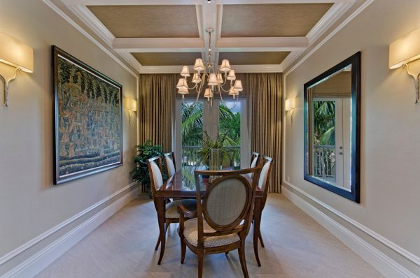 dining room decorating ideas and designs Remodels Photos 41 West Naples Florida United States traditional-dining-room-005