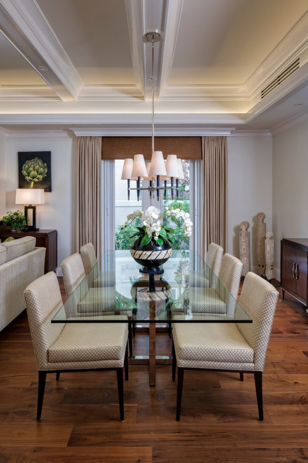 dining room decorating ideas and designs Remodels Photos 41 West Naples Florida United States tropical-dining-room-006