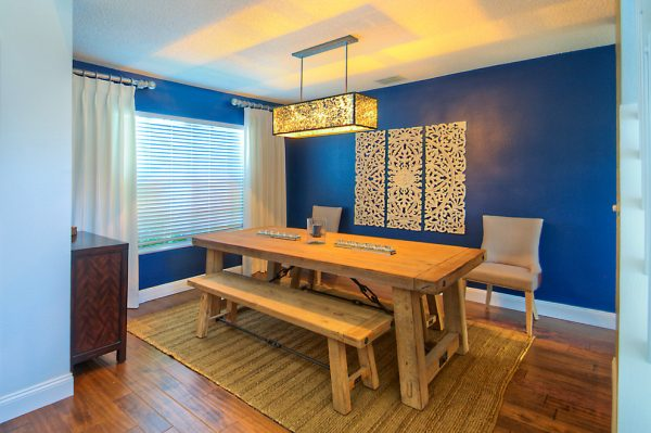 dining room decorating ideas and designs Remodels Photos A.Clore Interiors Sanford Florida United States contemporary-dining-room