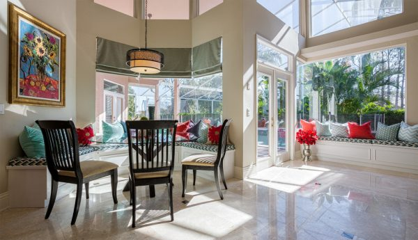 dining room decorating ideas and designs Remodels Photos A.Clore Interiors Sanford Florida United States traditional-dining-room