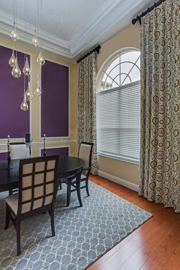 dining room decorating ideas and designs Remodels Photos A.Clore Interiors Sanford Florida United States transitional-dining-room