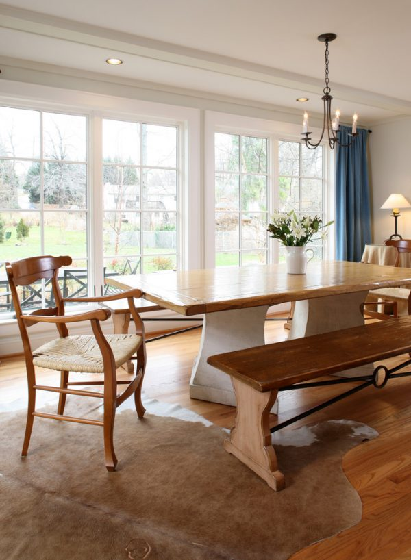 dining room decorating ideas and designs Remodels Photos AHMANN LLC University Park Univers Maryland United States contemporary-dining-room