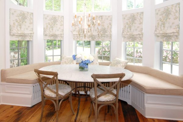 dining room decorating ideas and designs Remodels Photos AMI Designs Huntington New York United States contemporary-kitchen