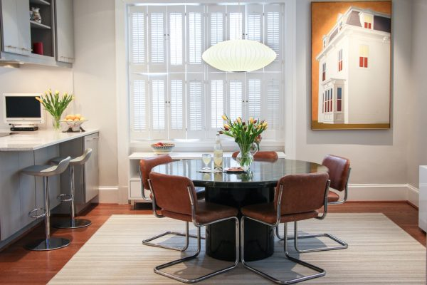 dining room decorating ideas and designs Remodels Photos ART Design Build Bethesda Maryland United States contemporary-kitchen