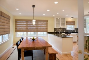 dining room decorating ideas and designs Remodels Photos ART Design Build Bethesda Maryland United States traditional-kitchen