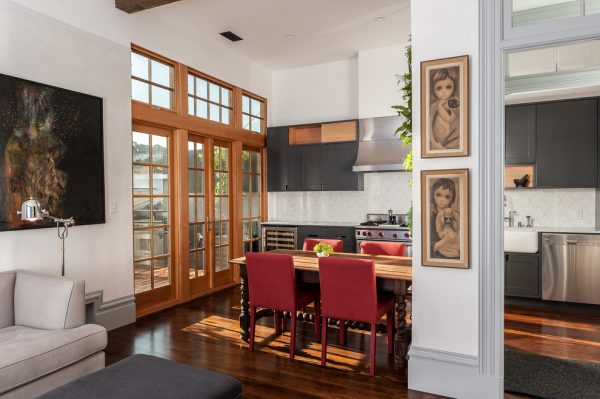 dining room decorating ideas and designs Remodels Photos Aaron Gordon Construction, Inc San Francisco California United States contemporary-dining-room