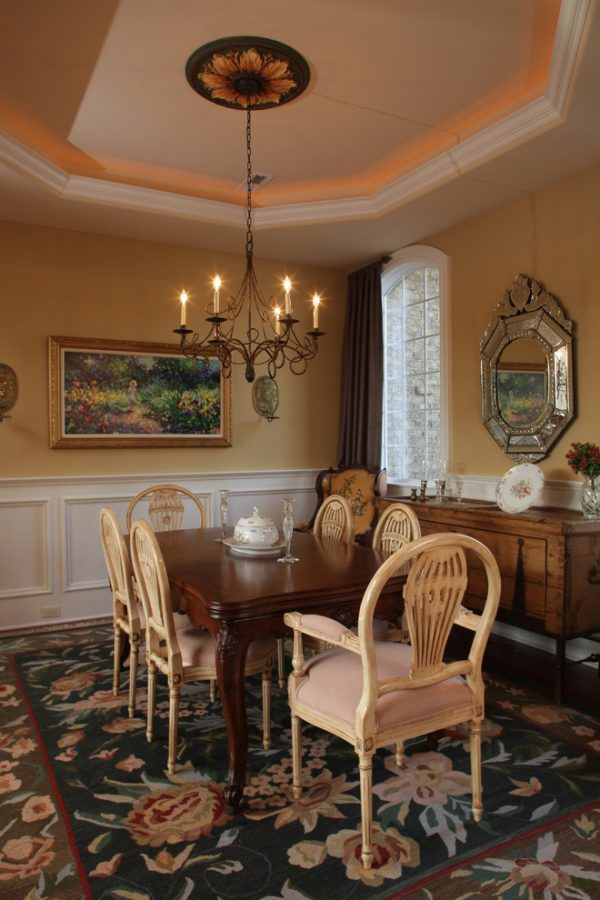 dining room decorating ideas and designs Remodels Photos Amy Tyndall Design Wilmington, NC Carolina United States traditional-dining-room