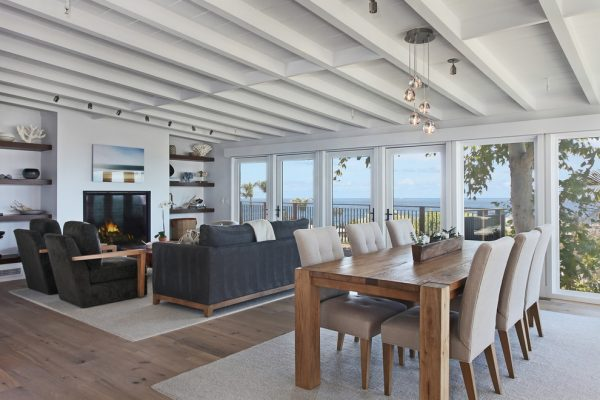 dining room decorating ideas and designs Remodels Photos Anders Lasater Architects Laguna Beach California United States beach-style-dining-room-001