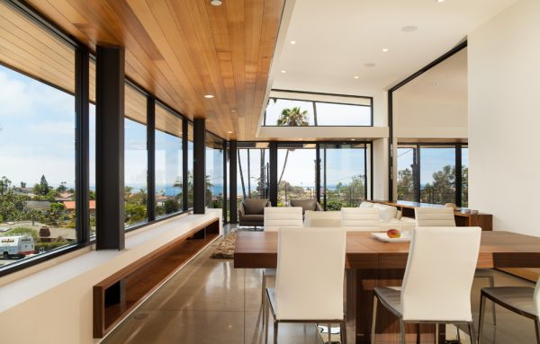 dining room decorating ideas and designs Remodels Photos Anders Lasater Architects Laguna Beach California United States modern-dining-room