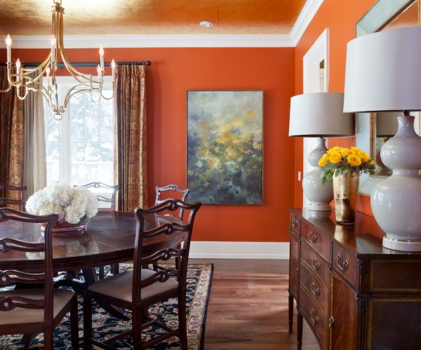 dining room decorating ideas and designs Remodels Photos Andrea Schumacher Interiors Denver Colorado United States contemporary-dining-room-003