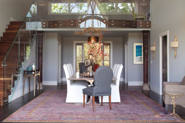 dining room decorating ideas and designs Remodels Photos Andrea Schumacher Interiors Denver Colorado United States modern-dining-room