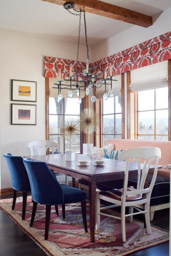 dining room decorating ideas and designs Remodels Photos Andrea Schumacher Interiors Denver Colorado United States traditional-dining-room-002
