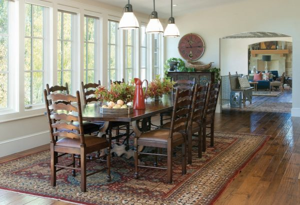 dining room decorating ideas and designs Remodels Photos Andrea Schumacher Interiors Denver Colorado United States traditional-dining-room-004
