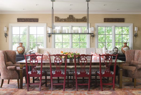 dining room decorating ideas and designs Remodels Photos Andrea Schumacher Interiors Denver Colorado United States traditional-dining-room-005
