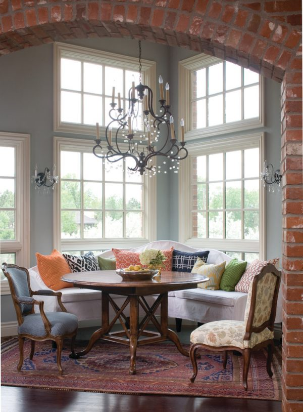 dining room decorating ideas and designs Remodels Photos Andrea Schumacher Interiors Denver Colorado United States traditional-dining-room