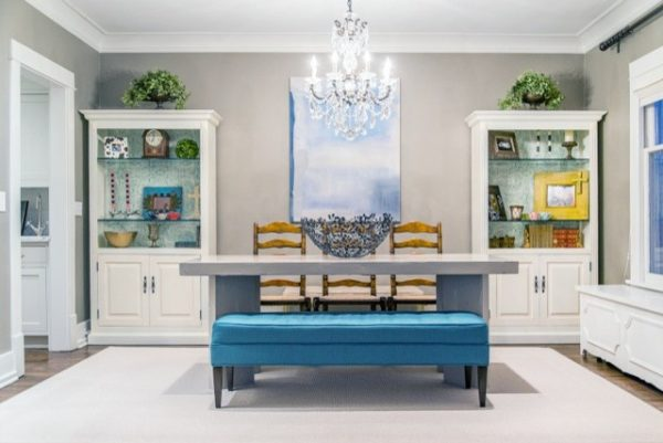 dining room decorating ideas and designs Remodels Photos Andrea Schumacher Interiors Denver Colorado United States transitional-dining-room-002
