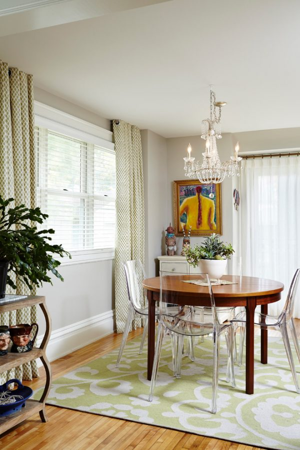 dining room decorating ideas and designs Remodels Photos Anna Berglin Design Saint Louis Park Minnesota United States eclectic-dining-room-002