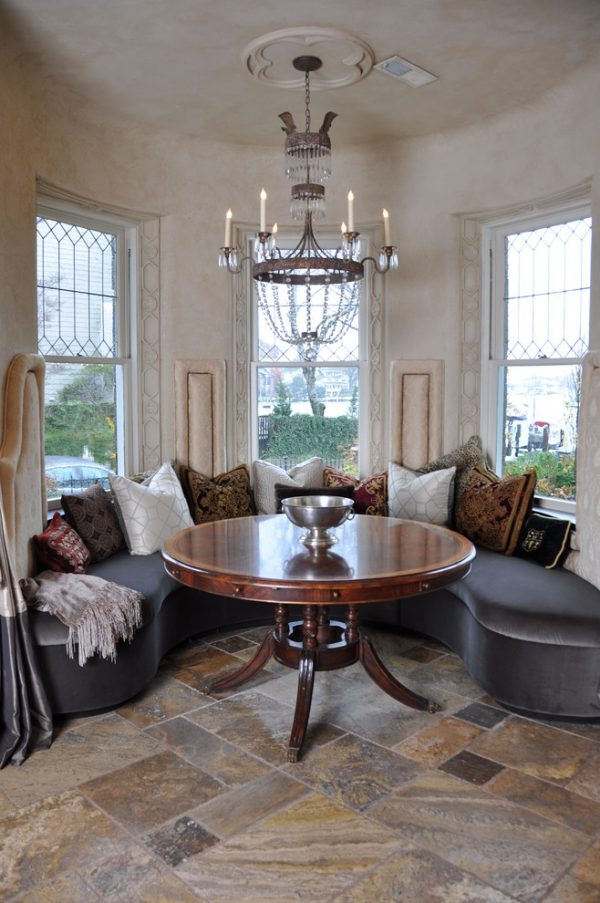 dining room decorating ideas and designs Remodels Photos Architectural Ceramics, Inc Rockville Maryland United States traditional-dining-room