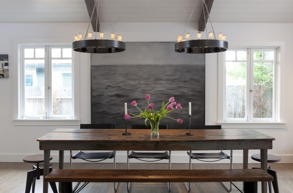 dining room decorating ideas and designs Remodels Photos Artistic Designs for Living San Francisco California United States contemporary-dining-room-003